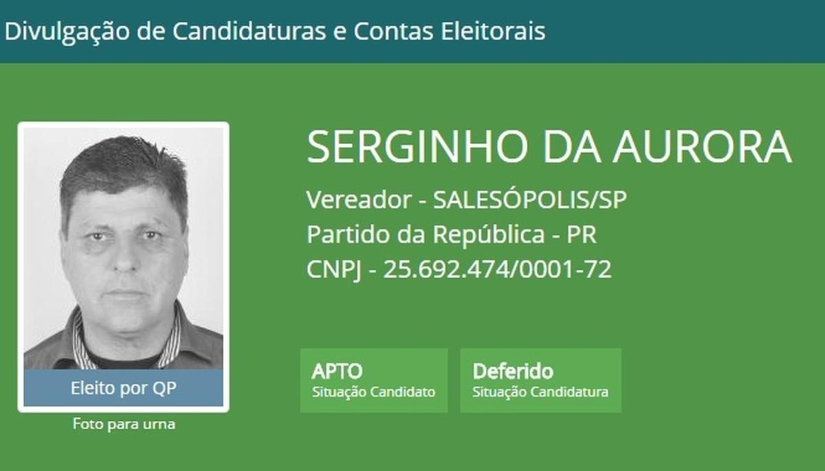 Vereador de Salesópolis perde mandato após denúncia de irregularidade em licitação, diz presidente da Câmara