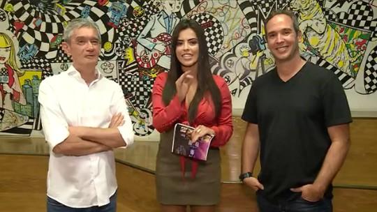 Serginho Groisman e Caio Ribeiro falam sobre conquista no 'Super Ding Dong'