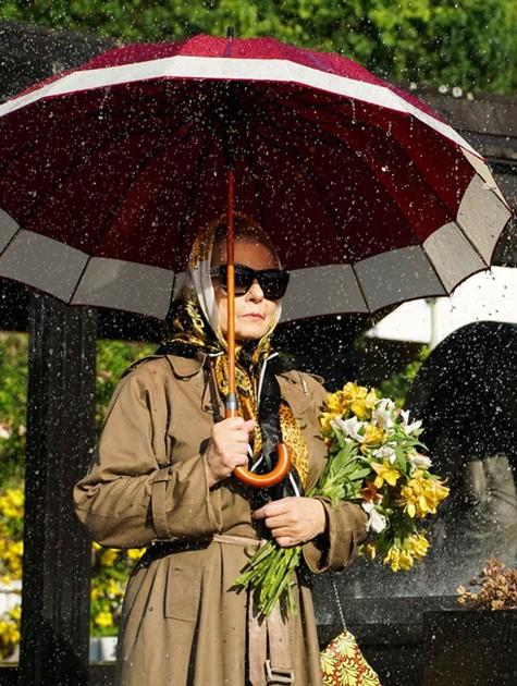 Vera Fischer em 'Quase alguém', de Daniel Ghivelder. (Foto: Michel Ângelo)