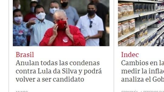 Foto: (Reprodução/Clarín)
