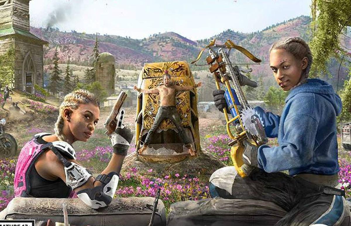 Resultado de imagem para Far Cry: New Dawn  data de lançamento