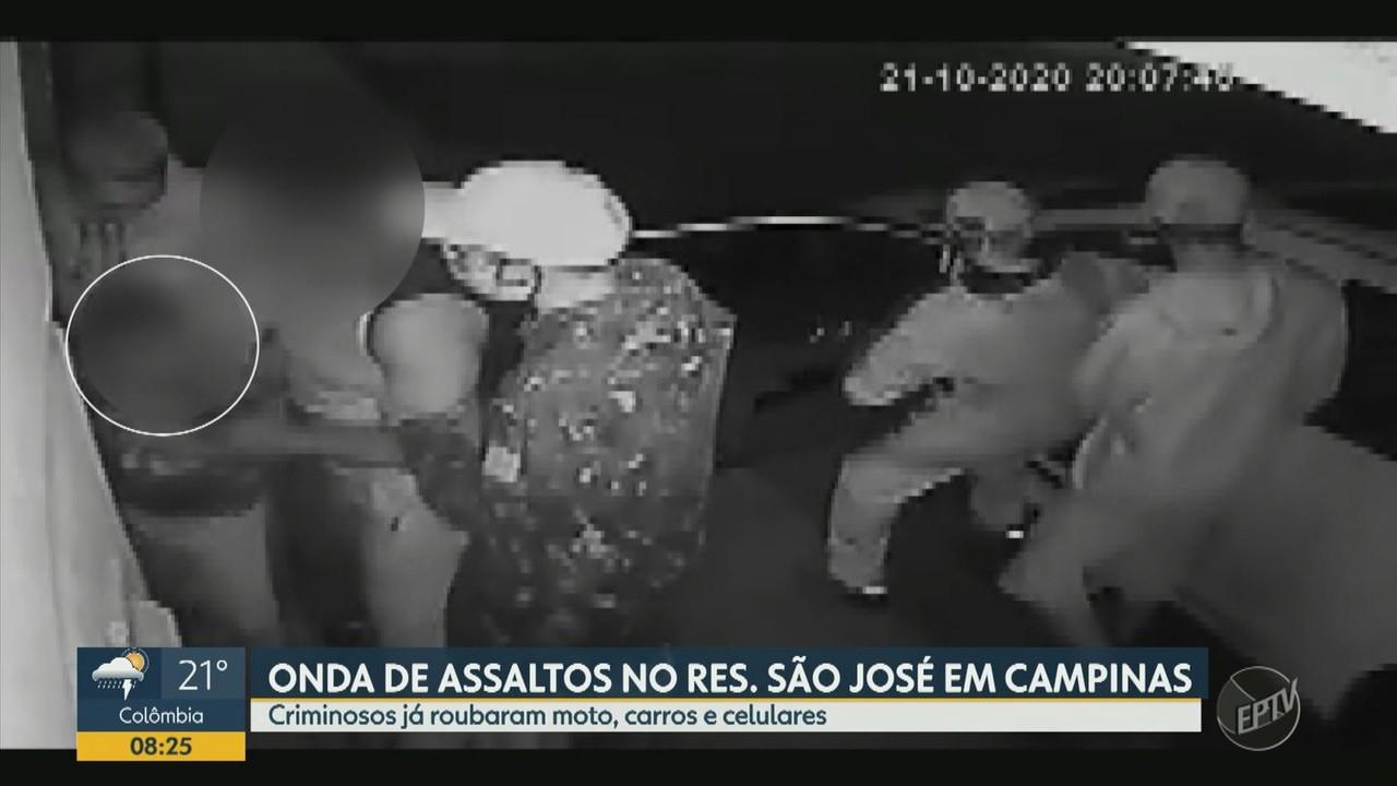 Guarda Municipal prende dois suspeitos de envolvimento em assalto no São José, em Campinas