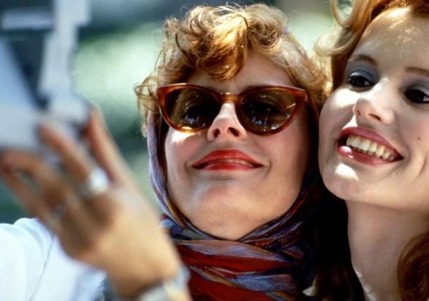 Thelma e Louise (Foto: Reprodução)