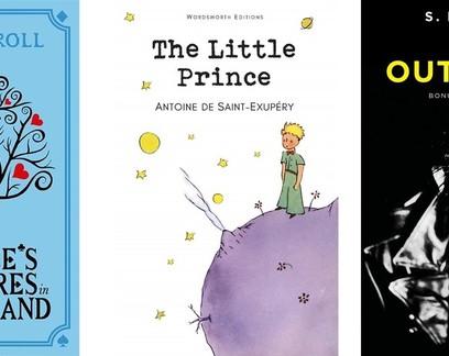 Livro em inglês: 8 obras de sucesso para treinar o idioma e se divertir