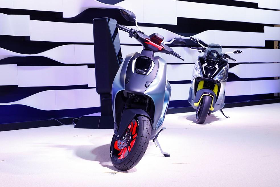 Yamaha E01 and E02 - Photo: Disclosure