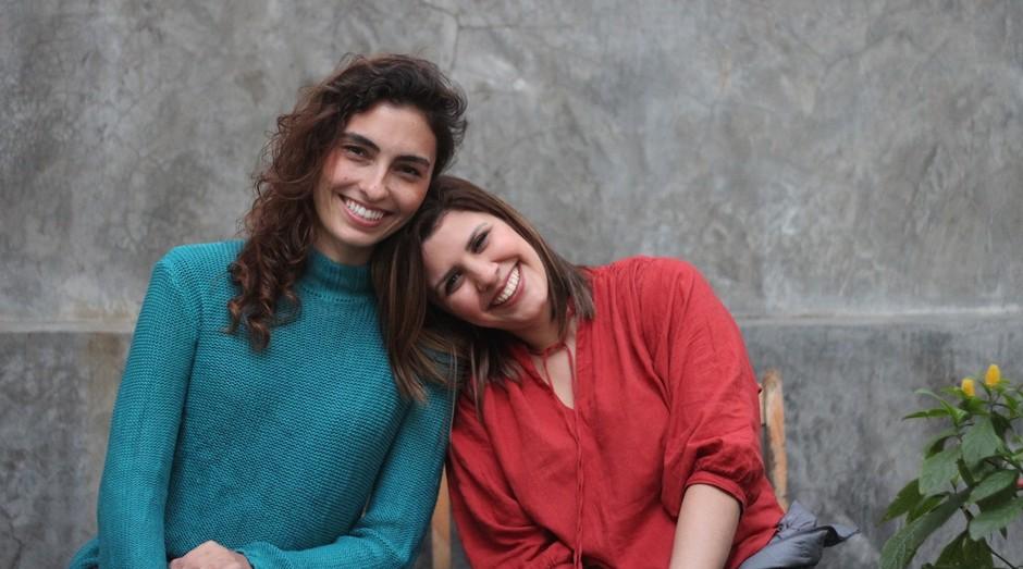 Bruna Caram e Ana Terra Pompeu, sócias da Cor&Voz (Foto: Divulgação)