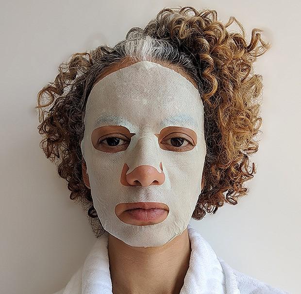 Máscara Facial Chá Verde Detox, Ricca (Foto:  Editora Globo)