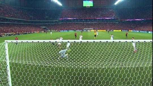 Paredões em alta: Lomba e Santos somam números positivos e põem fase à prova na Copa do Brasil