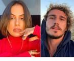 Carol Peixinho e Alan Possamai tiveram um affair depois do 'Big Brother Brasil' 20. Ela confirmou o romance meses após o reality show | Reprodução