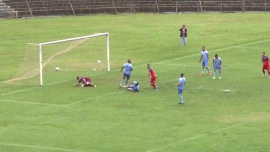 Sobradinho e Paracatu vencem com gols dos artilheiros do Candangão