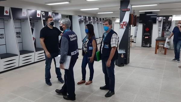 CT do Flamengo é aprovado por Vigilância Sanitária que aponta infrações em outros clubes