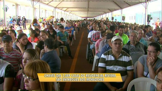 2 mil famílias recebem chaves da casa própria em Cascavel