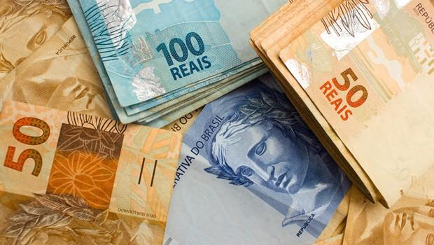 dinheiro - real - notas - papel - inflação - economia - brasil - pib  (Foto: Thinkstock)