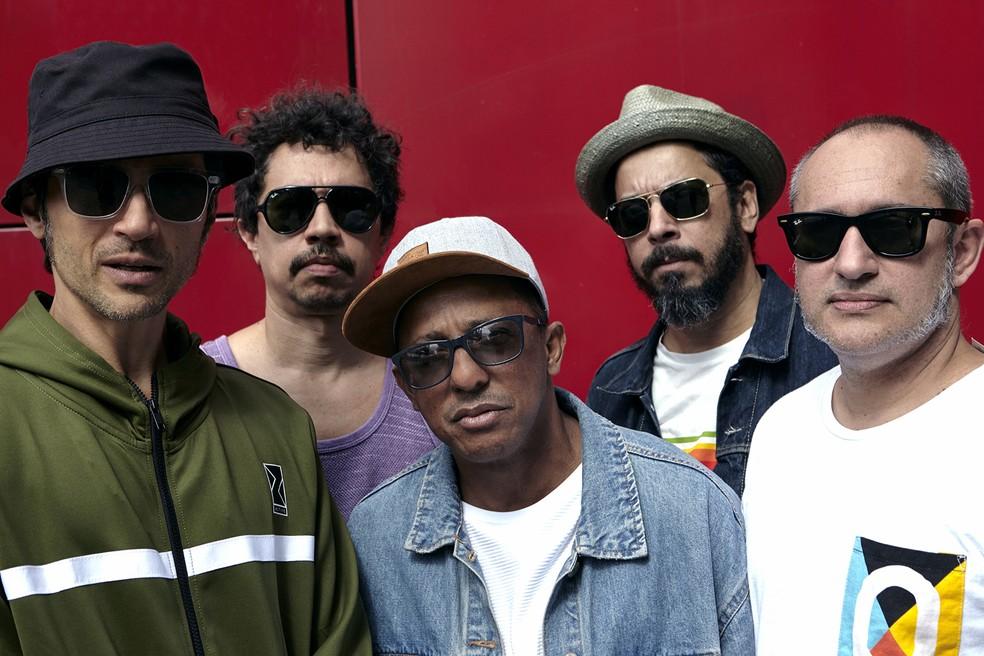 """A banda Nação Zumbi é uma das atrações no """"Verão Sobral - Férias e Pré-Carnaval"""". (Foto: Dovilé Babraviciuté/ Divulgação )"""