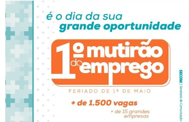 Mutirão do emprego oferece 1,5 mil vagas em Volta Redonda - Noticias