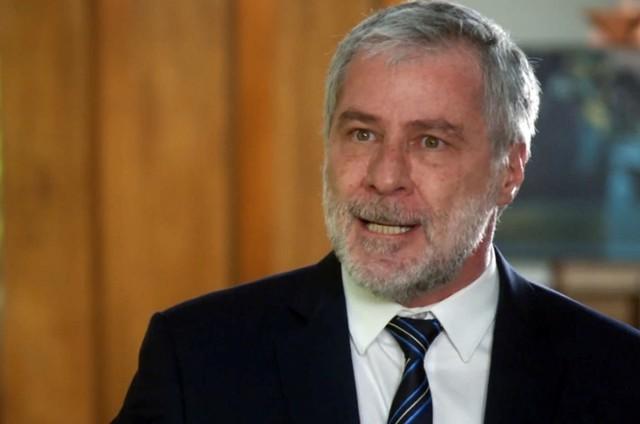 Leopoldo Pacheco é Hugo (Foto: Reprodução)