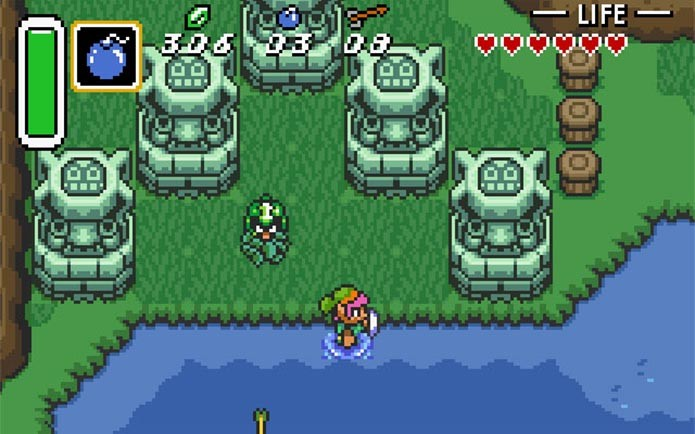 A Link to the Past (Foto: Reprodu??o)