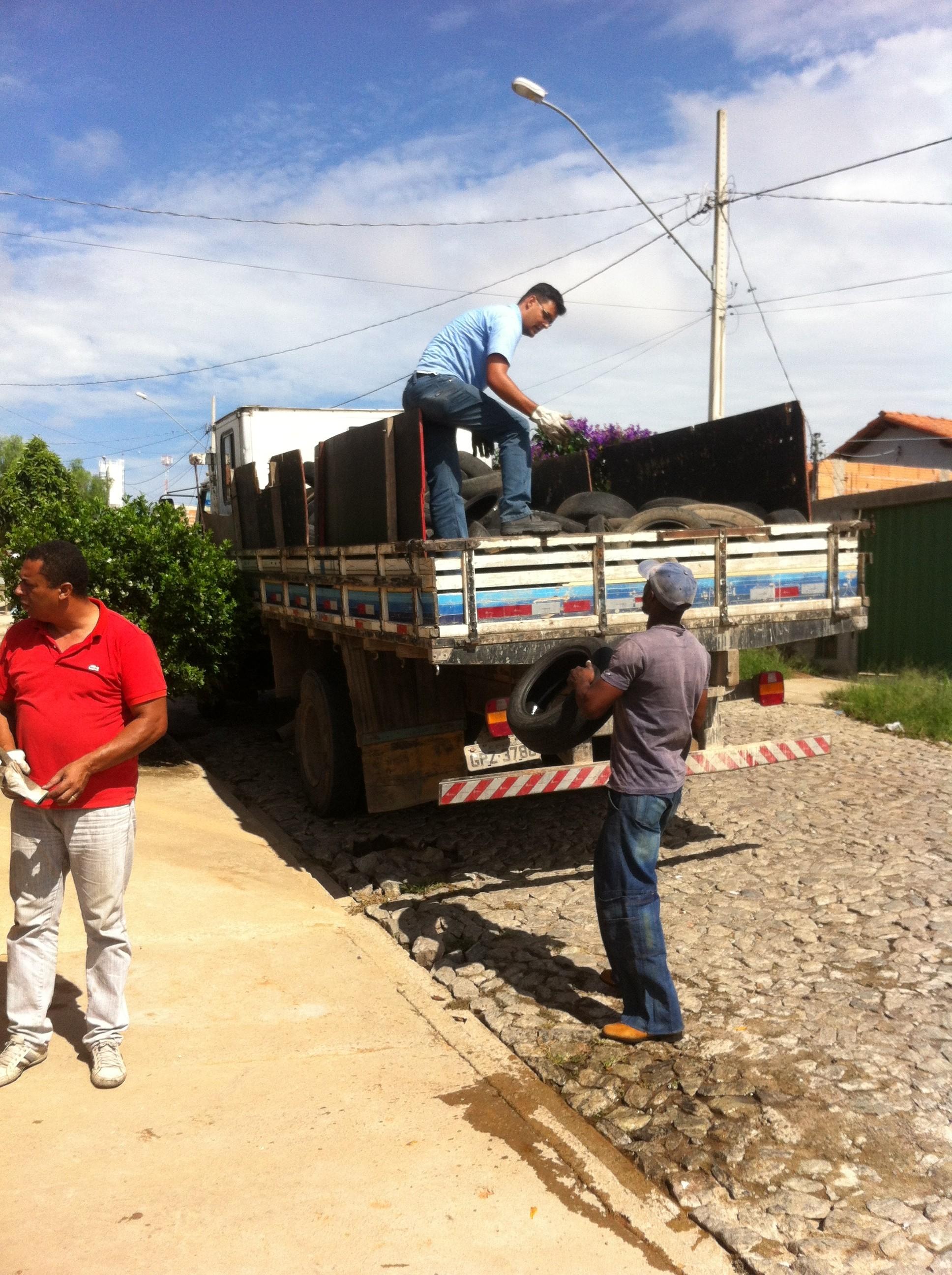 Mutirão de limpeza será realizado neste fim de semana em Divinópolis