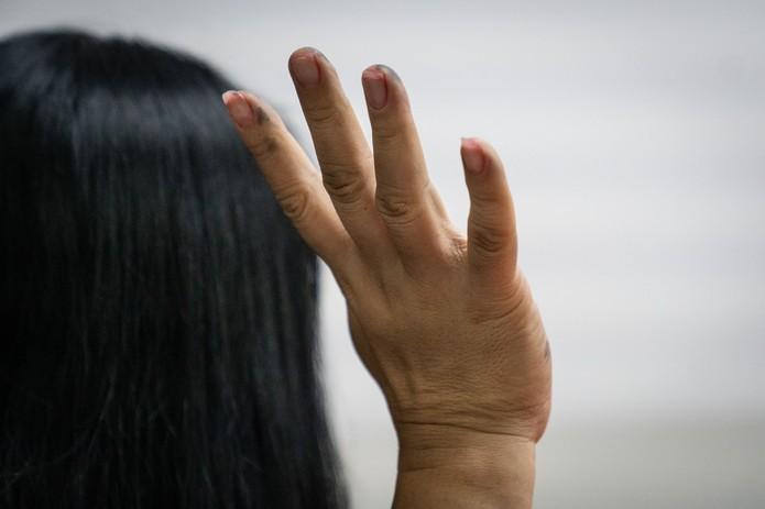 Mulher trans que esteve presa por cinco anos em um presídio masculino de São Paulo relata casos de abuso emocional e sexual. — Foto: Fábio Tito/G1