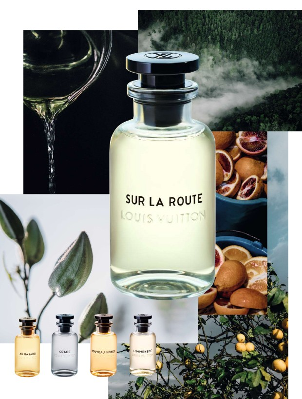 Perfume Louis Vuitton (Foto: Divulgação)