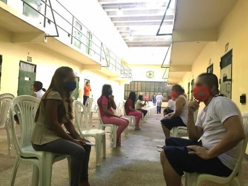 Cadeias do Amazonas retomam visitas após quase quatro meses de suspensão por conta da pandemia
