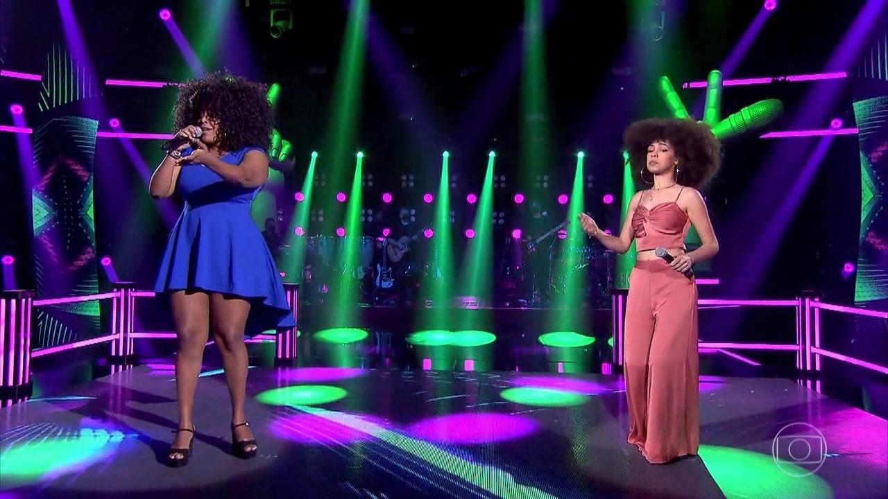 Aline Souza e Bruna Black cantam 'Você Não Entende Nada'