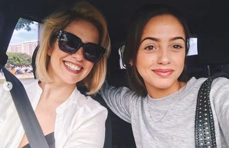Filha dos atores Paloma Duarte e Marcos Winter, Ana Clara Winter também estará na próxima temporada de 'Malhação', que será estrelada por sua mãe Reprodução Instagram