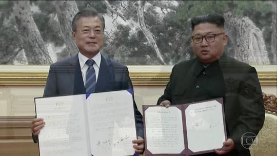 Coreia do Norte se compromete a fechar instalação nuclear