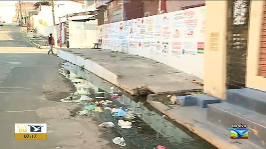 Moradores reclamam de problemas de infraestrutura em São Luís