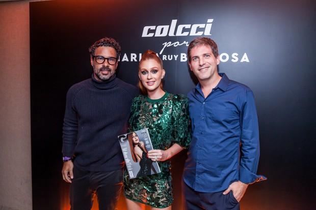 Colcci e GQ  (Foto: David Mazzo)