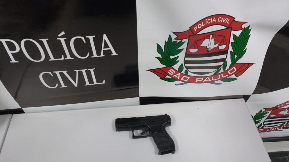 Homem é preso suspeito de assaltar motorista de aplicativo em Sorocaba - G1