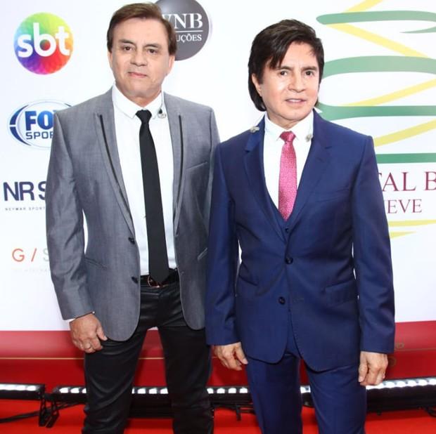 Chitãozinho e Xororó (Foto: Manuela Scarpa e Marcos Ribas/Brazil News)