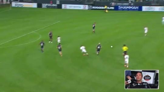 "Andrés Sanchez admite que o Corinthians negocia com o Goiás por Michael: ""Está caríssimo"""