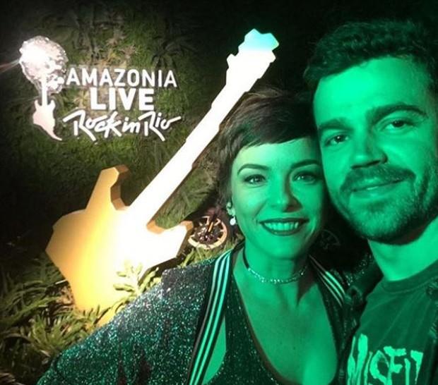 Regiane Alves e João Gomez (Foto: Reprodução/Instagram)