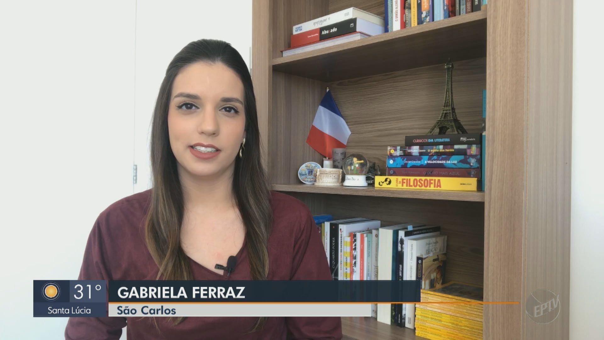 VÍDEOS: EPTV 1 São Carlos de quinta-feira, 11 de junho