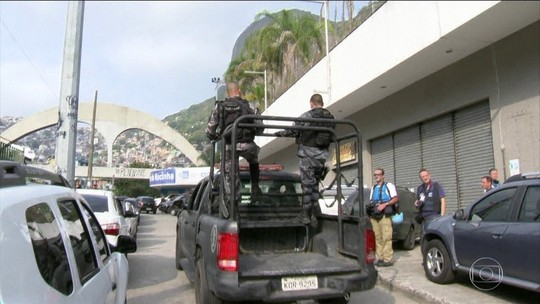 Favelas da Zona Norte do Rio têm clima tenso e tiroteios