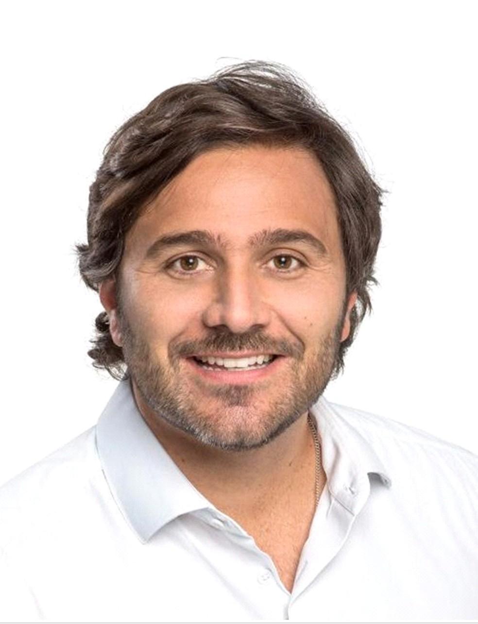 Rodrigo Novaes, secretário de Turismo de Pernambuco na segunda gestão de Paulo Câmara — Foto: Governo de PE/Divulgação