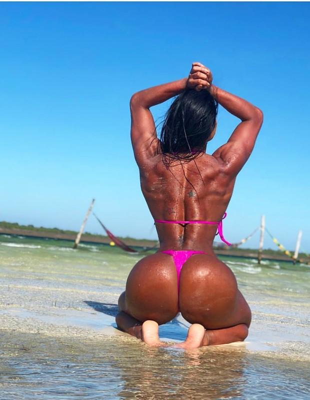 Gracyanne Barbosa (Foto: Reprodução)