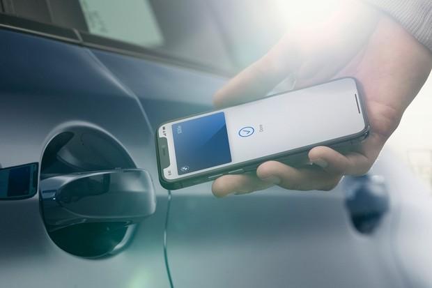 BMW Apple iPHone (Foto: Divulgação)