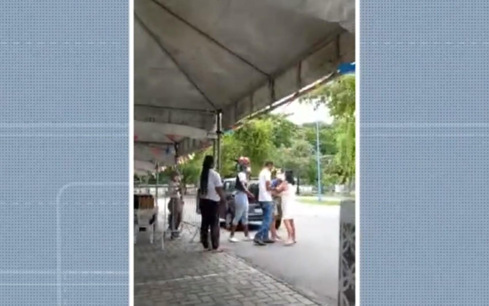 Trabalhadoras da saúde denunciam agressão durante aplicação da vacina contra Covid-19 em Salvador