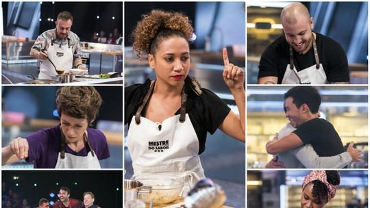 'Mestre do Sabor': Participantes elegem comida preferida e prato que mais gostam de cozinhar