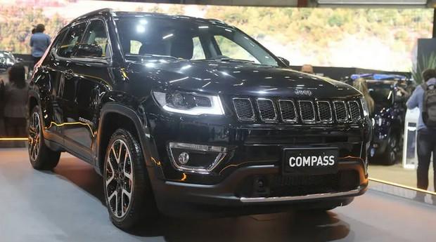 Compass. SUV já tem sistema que será obrigatório em 2021  (Foto: José Patrício/Estadão Conteúdo)