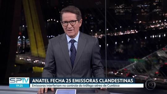 Anatel fecha 25 emissoras clandestinas em São Paulo e Mairiporã