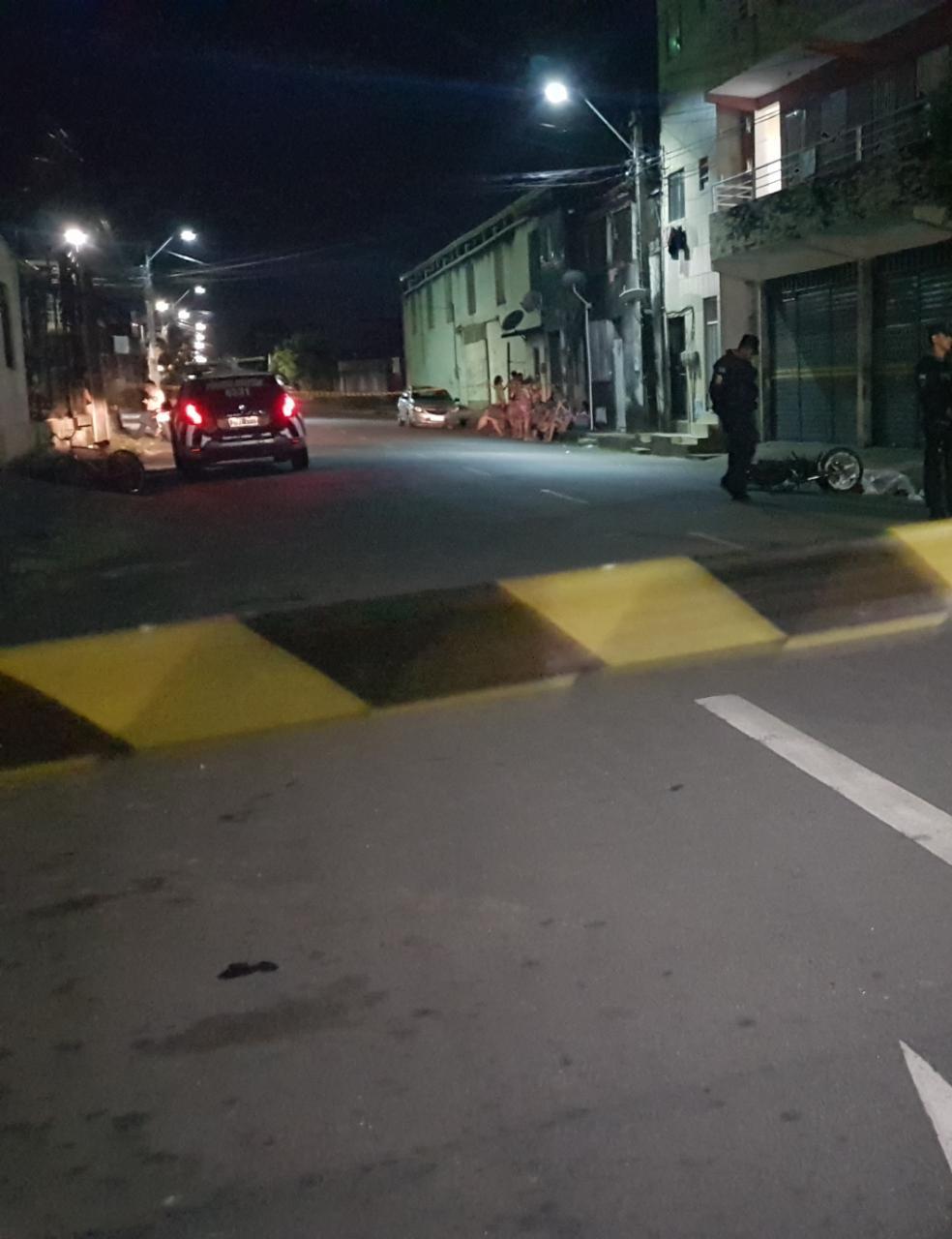 Carlos Ramon da Silva Alves, de 17 anos, foi morto a tiros no bairro Demócrito Rocha. — Foto: Rafaela Duarte/ Sistema Verdes Mares