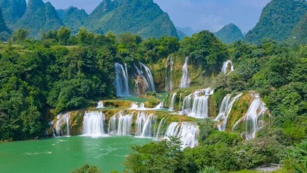 Nas últimas décadas, a China implementou programas para aumentar sua cobertura vegetal (Foto: Getty Images via BBC)
