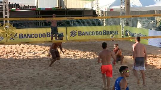 Juliana/Josi e Harley/Luciano disputam, em Teresina, título do Challenger de vôlei de praia