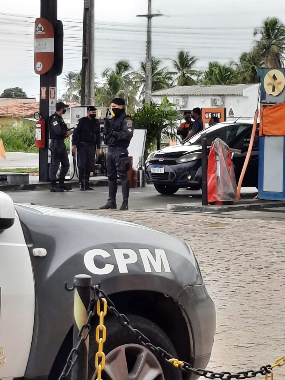 Operação Petróleo Real foi deflagrada na quinta (8) no RN e em outros estados do país. — Foto: Sesed/Divulgação