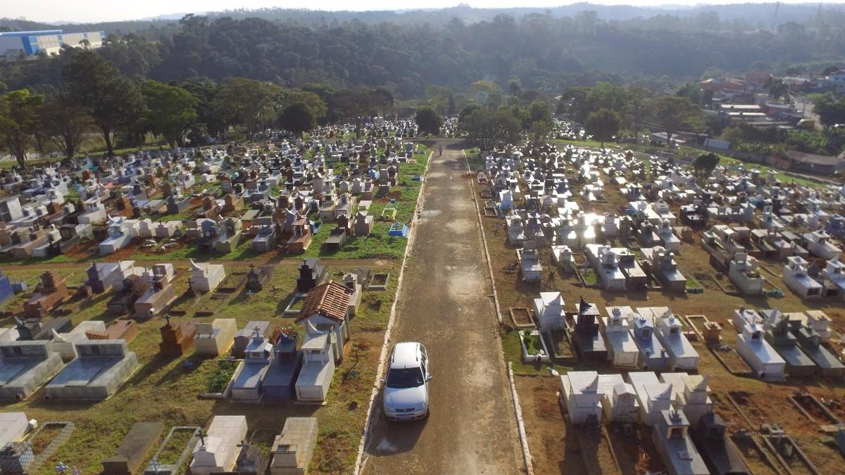 Cemitérios municipais de Suzano devem receber mais de 40 mil visitantes, diz Prefeitura