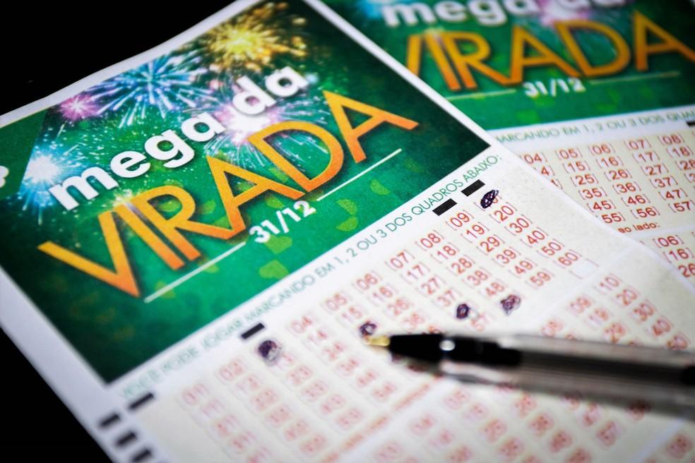Mega da Virada pode pagar R$ 300 milhões — Foto: Aloisio Mauricio/Fotoarena/Estadão Conteúdo