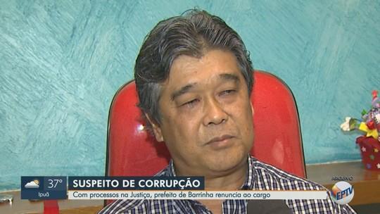 Prefeito investigado por desvio de R$ 39 mil em mudas de plantas pede renúncia em Barrinha, SP